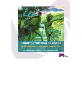 Bright Is The Ring Of Words-british Songs: Booth-jones(Br) Kennaway(P)