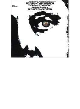 ムソルグスキー:展覧会の絵、サン=サーンス:オルガン付き ユージン・オーマンディ&フィラデルフィア管弦楽団(1973)