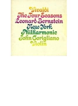 ヴァイオリン協奏曲集『四季』、協奏曲集 レナード・バーンスタイン&ニューヨーク・フィル
