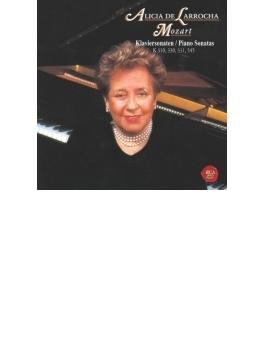 Piano Sonata, 8, 10, 11, 15, : Larrocha (1989-1991) (Ltd)