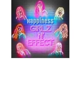 GIRLZ N' EFFECT (CD+Blu-ray)