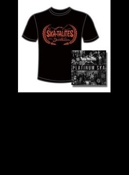 Platinum Ska (T-shirt-m)(Ltd)
