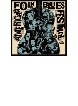 American Folk Blues Festival 1964-65 (Pps)
