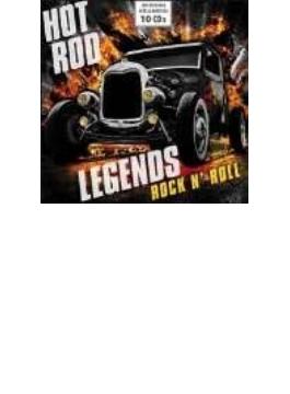 Hot Rod Legends Rock 'n' Roll