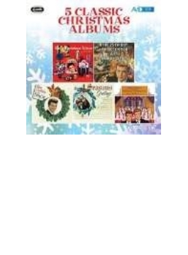 Five Classic Christmas Albums