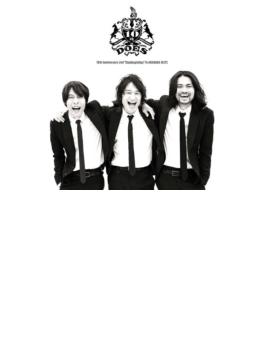 DOES 10th Anniversary Live 「Thanksgiving !」 in AKASAKA BLITZ 【初回生産限定盤】(+2CD+写真集)