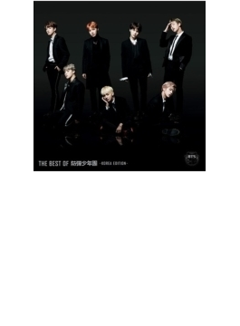 THE BEST OF 防弾少年団-KOREA EDITION- 【通常盤】 (CD Only)