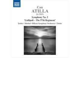交響曲第2番『ガリポリ-第57連隊』 ブラク・トゥドゥン&ビルケント交響楽団