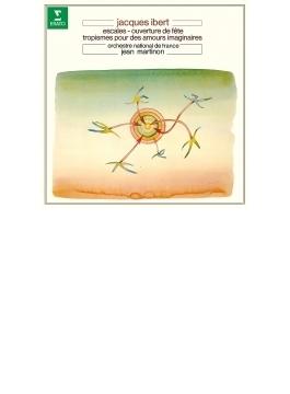 交響組曲『寄港地』、祝典序曲、架空の愛へのトロピズム ジャン・マルティノン&フランス国立放送管弦楽団