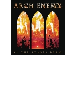 As The Stages Burn! (+dvd)(+cd)(Ltd)