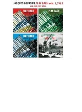 Play Bach Vols.1, 2 & 3 / Joue Kurt Weill