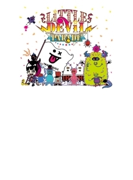 LiTTLE DEViL PARADE 【完全数量生産限定盤】(+Blu-ray)