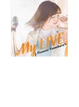 My LIVE 【初回限定盤A】(CD+Blu-ray)
