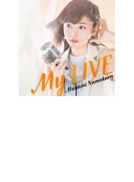 My LIVE 【初回限定盤B】(CD+フォトブック)