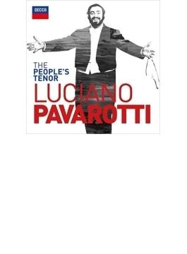 ルチアーノ・パヴァロッティ~ザ・ピープルズ・テナー(2CD)