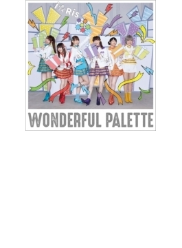 WONDERFUL PALETTE 【初回限定盤】(Blu-ray)