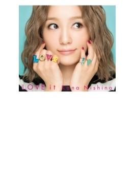 LOVE it 【初回生産限定盤】(CD+DVD+グッズ)