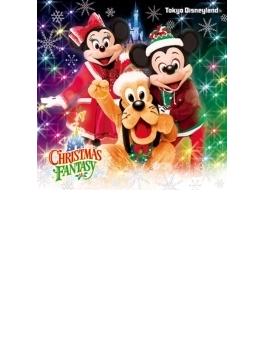 東京ディズニーランド クリスマス・ファンタジー2017