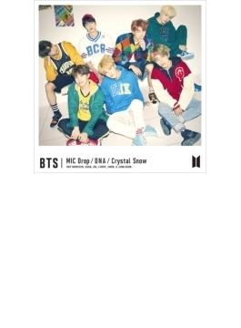 MIC Drop / DNA / Crystal Snow 【初回限定盤C】 (CD+フォトブックレット)