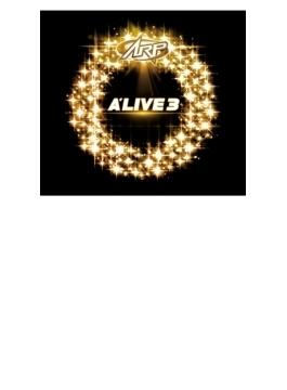 A'LIVE3 (+DVD)
