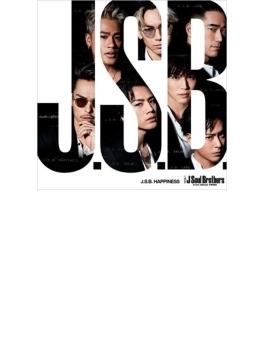 J.S.B. HAPPINESS (+DVD)
