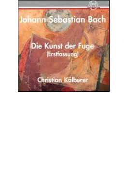 (Piano)die Kunst Der Fuge: Kalberer(P)
