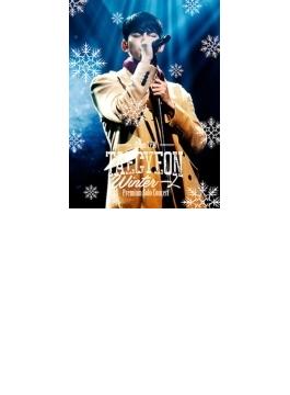 "TAECYEON (From 2PM) Premium Solo Concert ""Winter 一人"" 【完全生産限定盤】 (Blu-ray+DVD)"