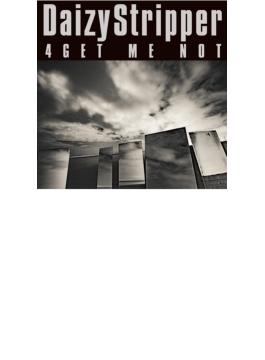 4GET ME NOT 【初回限定盤B】(CD+Photobook)