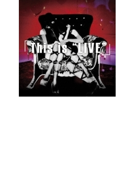 """「This is """"LIVE""""」 (Type B)"""
