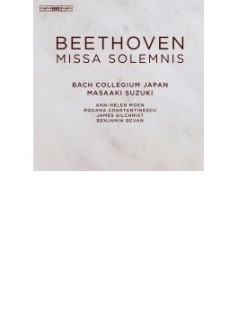 ミサ・ソレムニス 鈴木雅明&バッハ・コレギウム・ジャパン