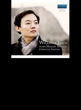 ピアノ・ソナタ全集 ウィリアム・ヨン(5CD)