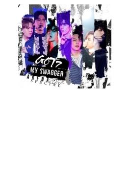 "GOT7 ARENA SPECIAL 2017 ""MY SWAGGER"" in 国立代々木競技場第一体育館 【完全生産限定盤】 (Blu-ray+DVD)"