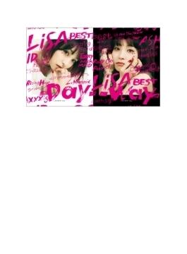 LiSA BEST -Day-  & LiSA BEST -Way-【完全生産限定盤】(2CD+BD+Tシャツ)