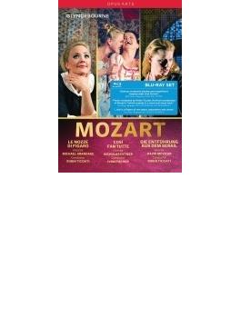 グラインドボーン・オペラ・モーツァルト・ボックス ロビン・ティチアーティ、イヴァン・フィッシャー、エイジ・オブ・インライトゥメント管弦楽団(3BD)