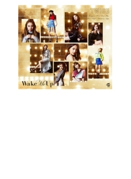 Wake Me Up 【初回限定盤B】(CD+DVD)