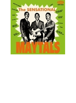 Sensational Maytals (紙ジャケット)