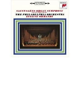 サン=サーンス:交響曲第3番『オルガン付き』、ムソルグスキー:展覧会の絵 ユージン・オーマンディ&フィラデルフィア管弦楽団、エドワード・パワー・ビッグス