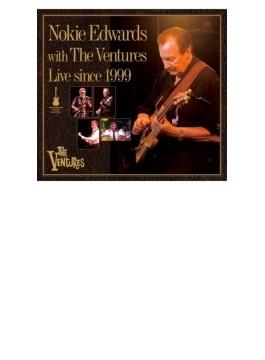 追悼盤 ノーキー エドワーズ ライブ With ベンチャーズ Since 1999 【完全限定盤】 (5CD BOX)