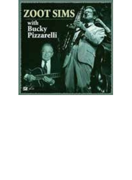Zoot Sims With Bucky Pizzarelli (Rmt)(Ltd)
