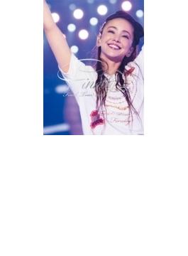 namie amuro Final Tour 2018 ~Finally~ (東京ドーム最終公演+25周年沖縄ライブ+5月東京ドーム公演)【DVD5枚組】《初回限定盤》