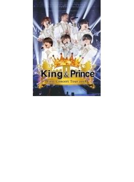 King & Prince First Concert Tour 2018 (DVD)