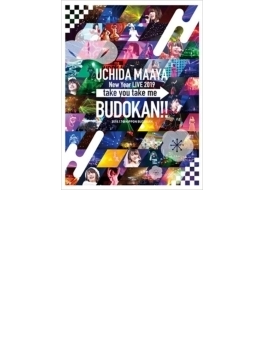 UCHIDA MAAYA New Year LIVE 2019「take you take me BUDOKAN!!」