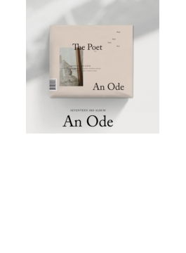 3RD ALBUM: An Ode (VER.2 /The Poet)