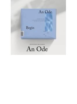 3RD ALBUM: An Ode (VER.1 /Begin)