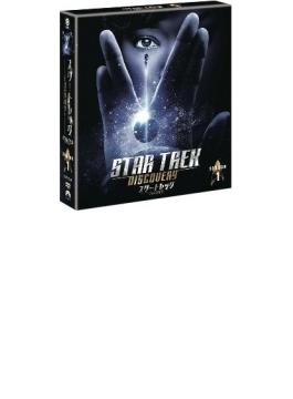 スター・トレック:ディスカバリー シーズン1<トク選BOX>【8枚組】