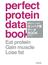 タンパク質データBOOK 筋肉がつく!やせる!
