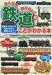 みんなが知りたい!「鉄道」のことがわかる本 写真とイラストでわかりやすく解説します!