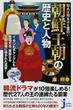 知れば知るほど面白い朝鮮王朝の歴史と人物(じっぴコンパクト新書)