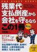 残業代支払倒産から会社を守るならこの1冊 第2版