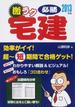 激ラク必勝宅建 超〜短期間で合格ゲット! 2013年版
